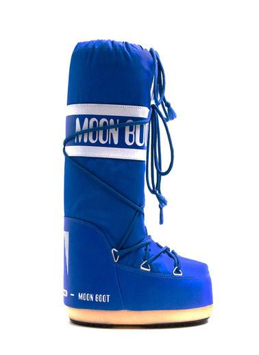 Moon Boot MOON BOOT KADIN BOT 14004400-075 Mavi